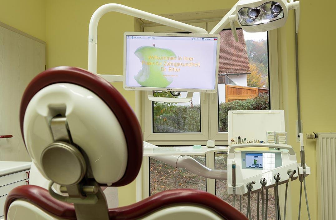 Praxis Dr. Bitter - Zahnarzt Ansbach