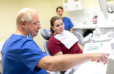 Zahnarzt Ansbach Dr. Bitter Zahnarztpraxis Konservierende Behandlung